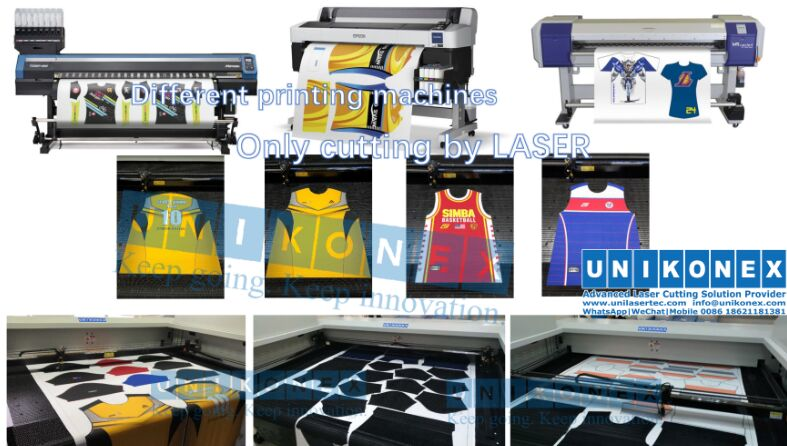 Sublimated customized Sports Jersey in Nike and Adidas